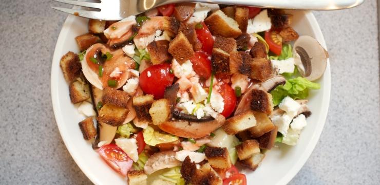 Sommer komm zurück Salat