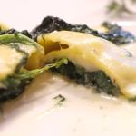 Spinat Mozzarella Ravioli